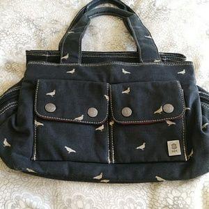 Brookyln Industries canvas purse
